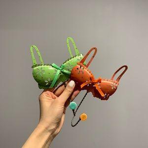 Cute Bralette Decorative Wall Hooks